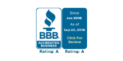 Click here to explore our Better Business Bureau